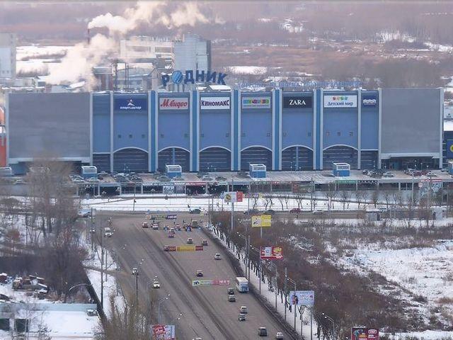 Вчелябинском торгово-развлекательном комплексе неожиданно скончался курьер