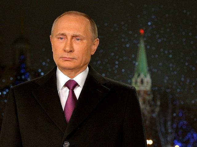 Новогоднее поздравление лидера Российской Федерации снимут вновом формате