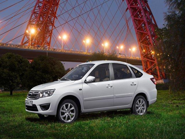 Специалисты определили ТОП-10 самых недорогих авто в РФ
