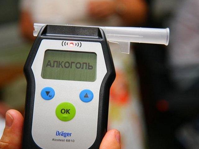 Состояние водителя будут определять поанализу крови