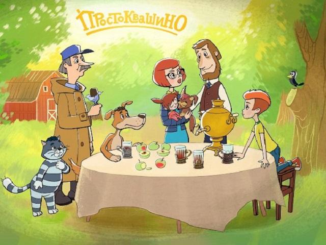Союзмультфильм выпустил новую серию Простоквашино