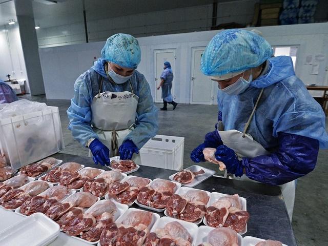 Южноуральская компания поставляла мясо с кишечной палочкой в детский сад