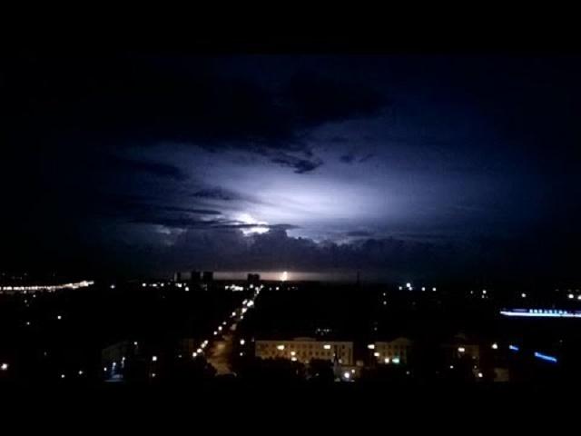 Нежданная магнитная буря наЗемле смутила астрономов