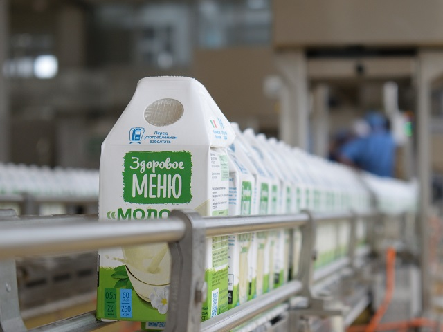 ed62caaba6e1 Другое молоко  фоторепортаж с крупнейшего в России завода растительных  напитков