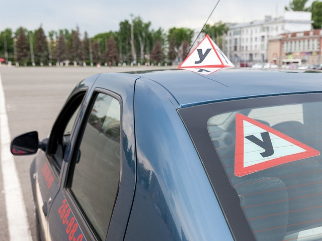 В России изменят практическую часть экзамена по вождению