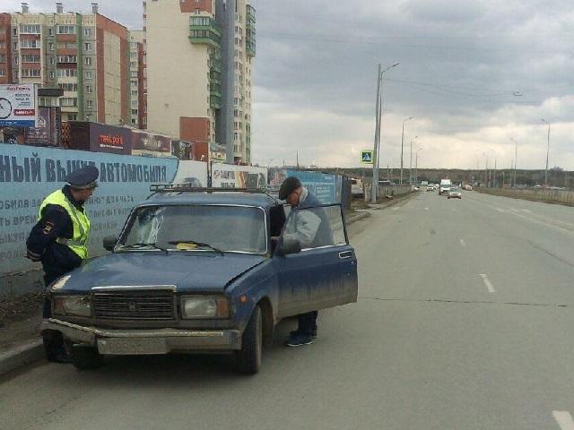 ВЧелябинске пенсионер наавтомобиле сбил насмерть женщину ФОТО