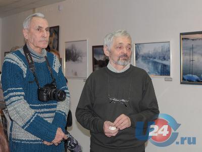 Миасский фотохудожник Михаил Терентьев отмечает юбилей