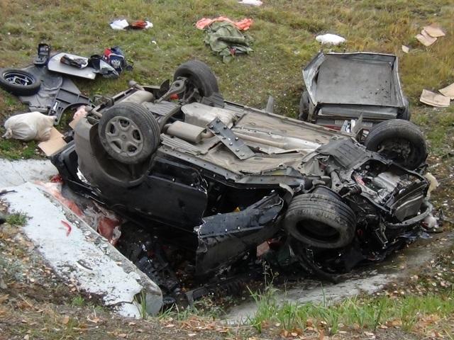 «Отвлекся от управления»: в Челябинской области девушка погибла в ДТП со встречным автомобилем