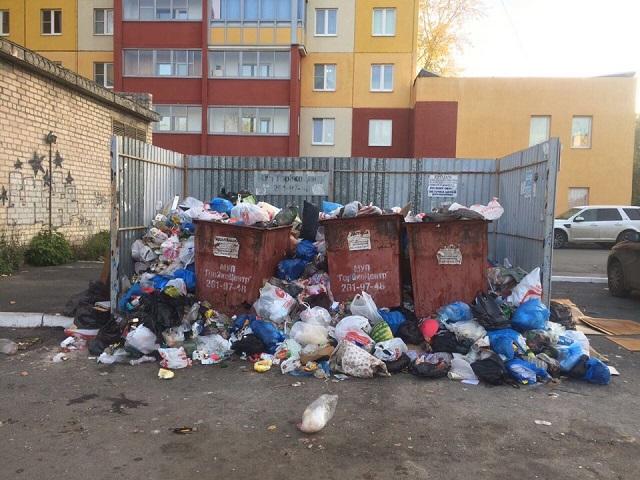 Челябинцам пересчитают плату за вывоз мусора
