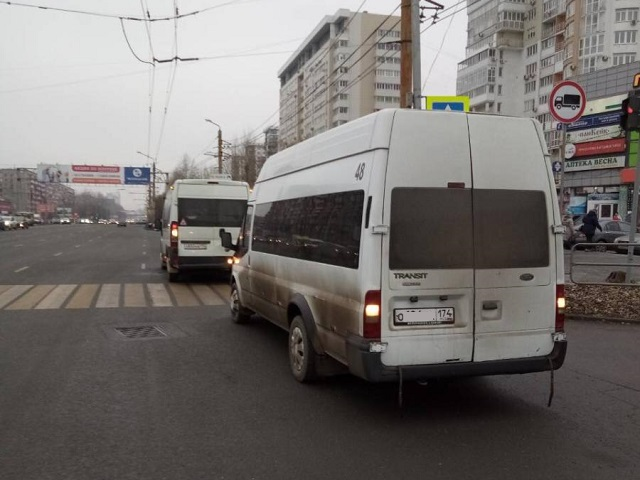 Водитель был под наркотиками: на Южном Урале в ДТП с двумя маршрутками пострадала пассажирка