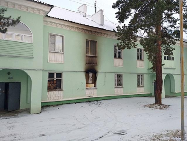 В Челябинской области молодая женщина погибла на пожаре