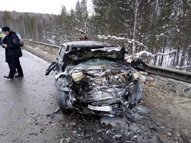 В ДТП на Южном Урале погиб 24-летний водитель иномарки