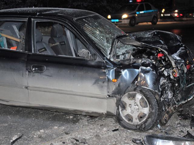 В Челябинской области в лобовом ДТП погибли три человека