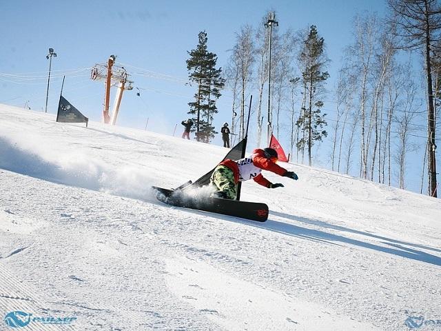 С 14 по 18 января на Райдере пройдут Всероссийские детские соревнования