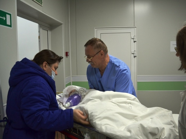 Младенец, выживший после взрыва вМагнитогорске, пошел напоправку