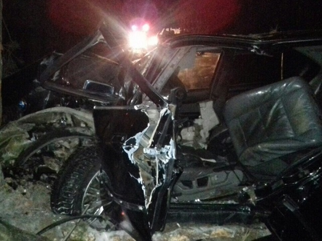 Водитель и пассажир BMW пострадали в ДТП под Кыштымом