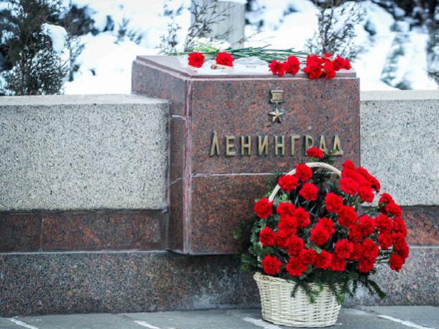 Германия выделит 12 млн евро гуманитарной помощи блокадникам Ленинграда