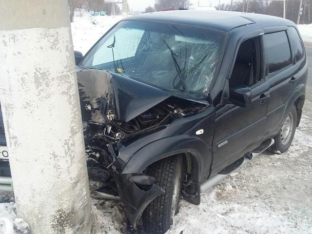 В Челябинске три человека пострадали в ДТП