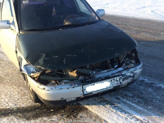 В Челябинской области водитель BlaBlaCar попал в ДТП, уснув за рулём