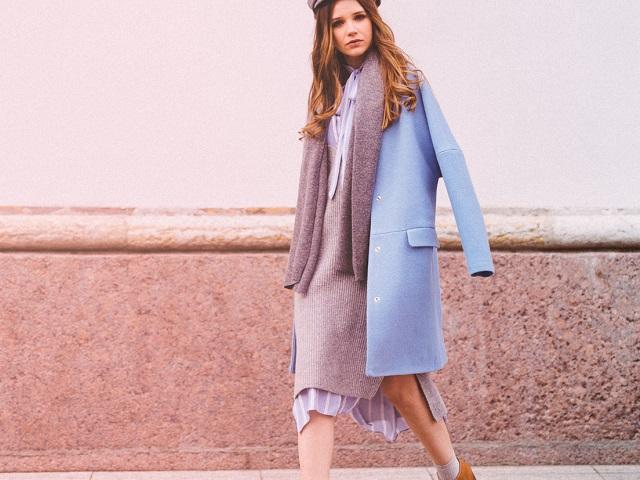 fefd3fb54 Тепло наступает: 10 вариантов пальто для яркой весны - Новости ...