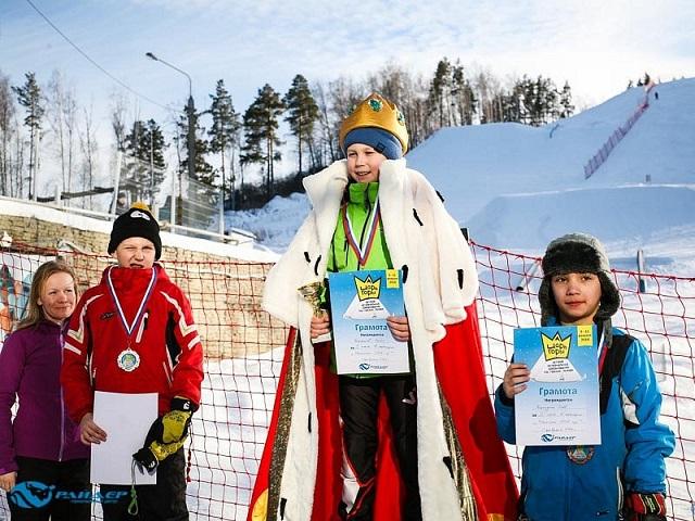 На ГЛЦ «Райдер» состоится самый крупный ежегодный детский фестиваль по горным лыжам «Царь Горы»