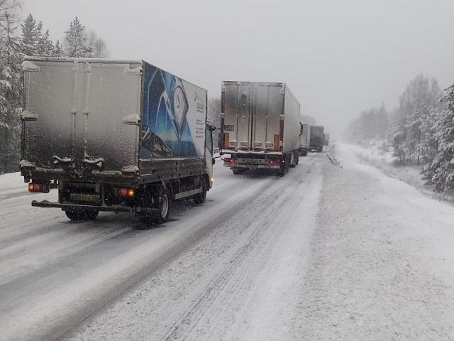 Наметёт ещё больше: на Южном Урале продлено экстренное предупреждение МЧС по осадкам