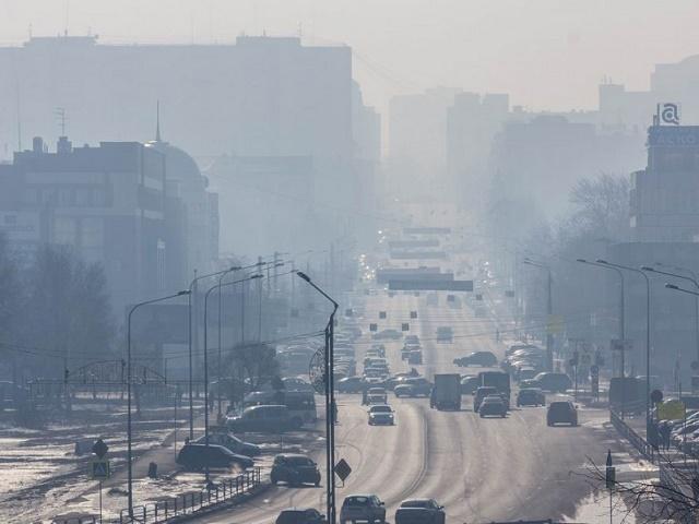 Челябинская область оказалась в числе самых грязных регионов по итогам зимы