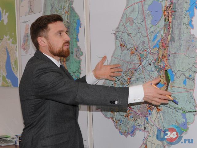 Председатель Собрания Евгений Степовик – об экологическом будущем Миасса
