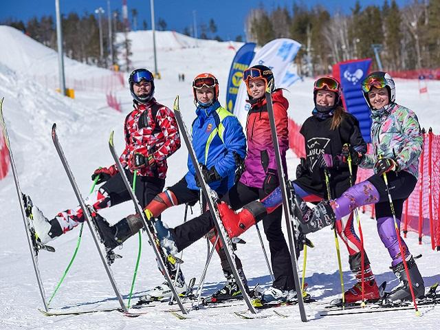 В Челябинской области завершился XVII Кубок губернатора по горнолыжному спорту и сноуборду