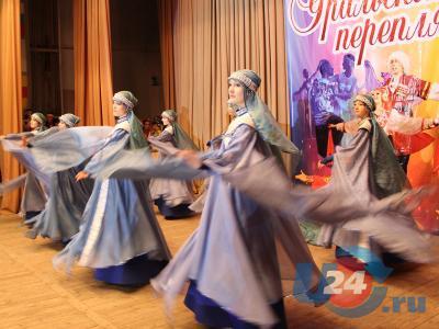 Уральский перепляс побывал в Троицке