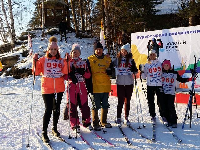 Проводите зиму массовым лыжным забегом на озере Тургояк!
