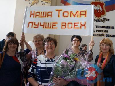 Южноуральская супер-бабушка живет в Долгодеревенском