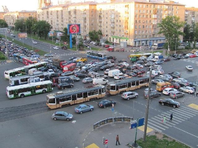 В России могут ввести платные перекрёстки