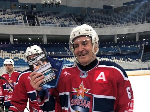 Хоккейный клуб из Чебаркуля принимает участие в OPEN EUROHA CHAMPIONS CUP 2019 в Сочи