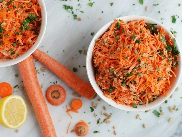 15 оригинальных салатов из моркови на любой вкус