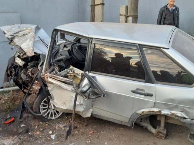 В Челябинской области нетрезвый водитель «ВАЗа» протаранил жилой дом