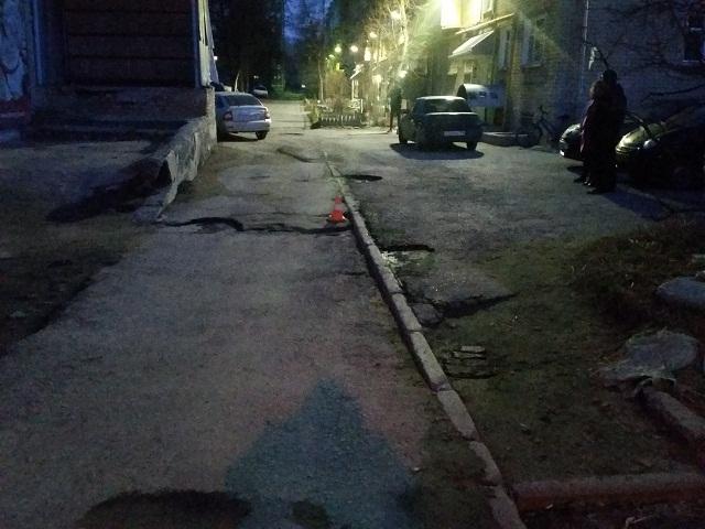 В Миассе водитель «Лады» сбил подростка