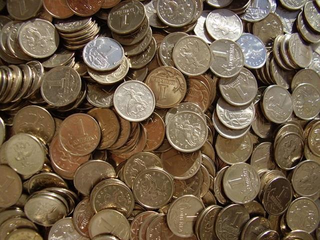 Центробанк перестал выпускать монеты номиналом ниже рубля