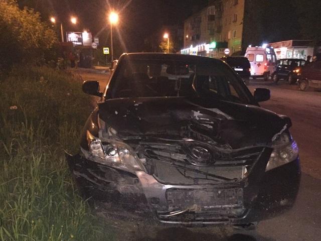 В Миассе водитель учинил ДТП с двумя пострадавшими и скрылся
