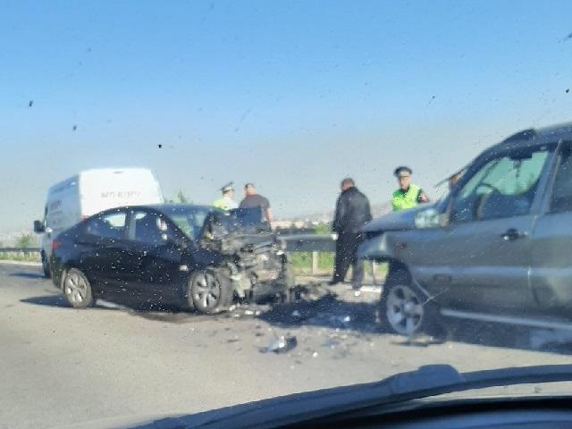 Водитель иномарки погиб в лобовом ДТП в Челябинской области