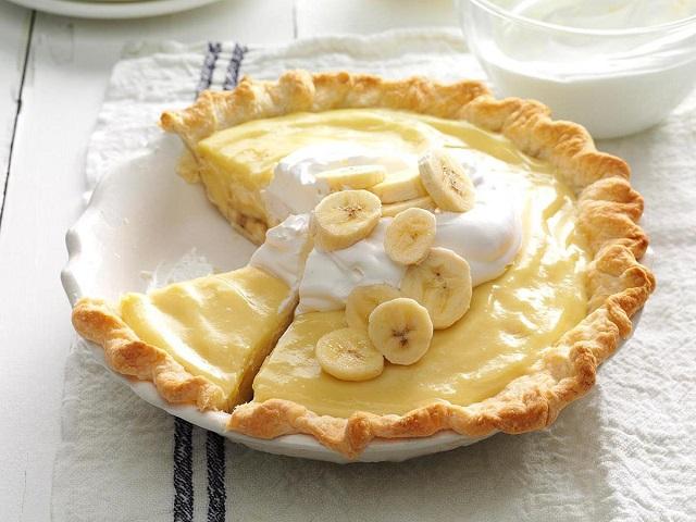 Сливочные, карамельные, шоколадные: 10 рецептов вкуснейших банановых пирогов