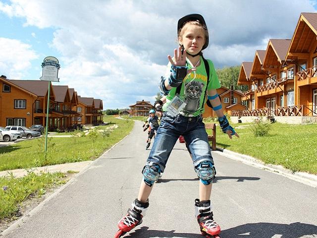 Школьники Челябинской области проходят «Уроки здоровья» на курорте «Солнечная долина»
