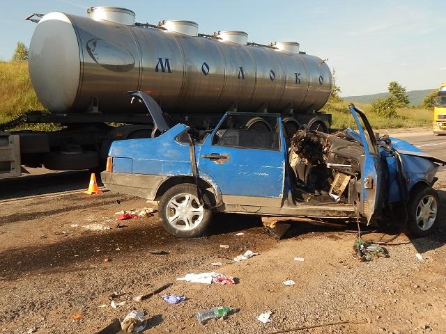 Девять человек пострадали в тяжелейшем лобовом ДТП в Челябинской области