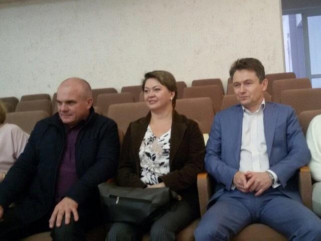 На сессию миасского Собрания депутатов пришел Геннадий Васьков