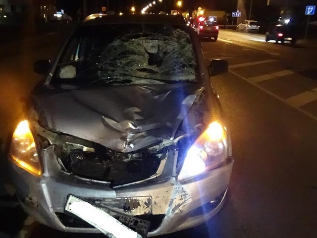 На Южном Урале водитель из соседней области насмерть сбил пешехода