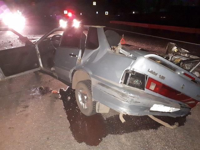 На Южном Урале пассажирка легковушки погибла в ДТП из-за пьяного водителя
