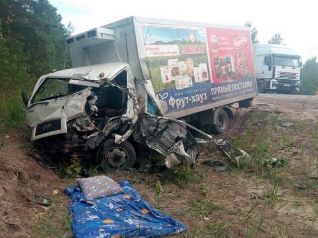 Водитель из Челябинской области погиб на трассе в Зауралье