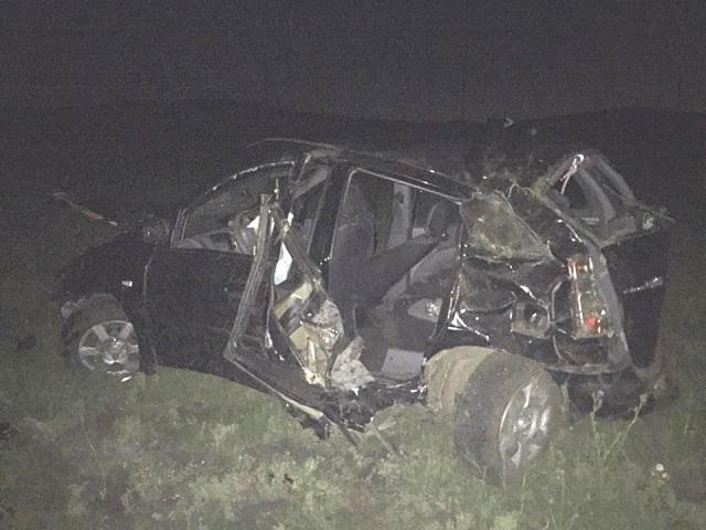 Погибла 18-летняя девушка: южноуральский водитель опрокинул легковушку с тремя пассажирами