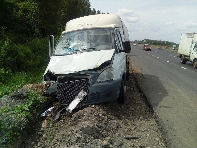 В Челябинской области водитель «ГАЗели» насмерть сбил двух женщин