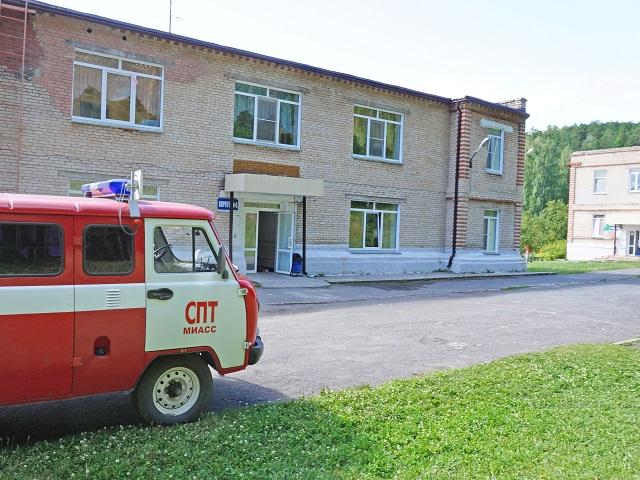 Детская шутка подняла по тревоге миасских пожарных